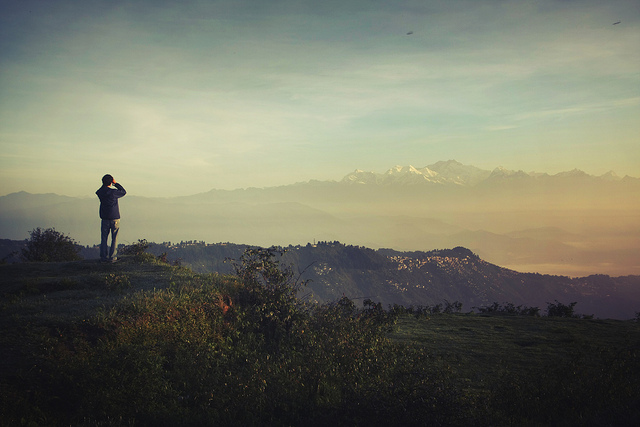 Kanchenjunga ( Image Source )