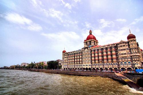 The Taj Mahal Palace Hotel ( Image Source )