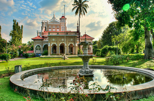 Aga Khan Palace ( Image Source )