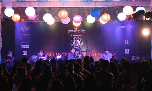 Kasauli Rhythm & Blues Fest