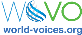 World-Voices is the industry association of freelance voice talent. WoVO members have been vetted as professional voice actors. They have proven they have the talent, skill, experience and technical facilities to be called Professionals.