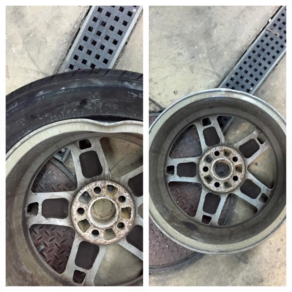 Straightens Wheel RepairStraightens
