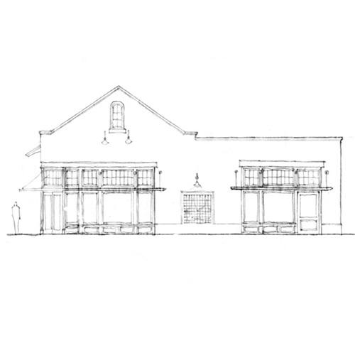 Proposed Restaurant Design Review