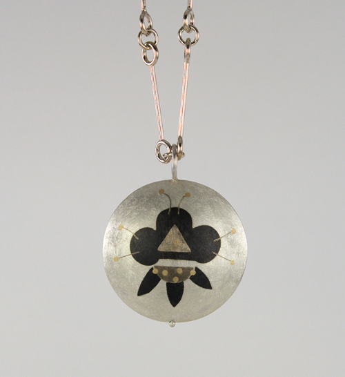 Wallflower Pendant A