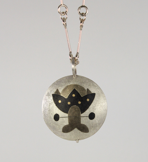 Wallflower Pendant B
