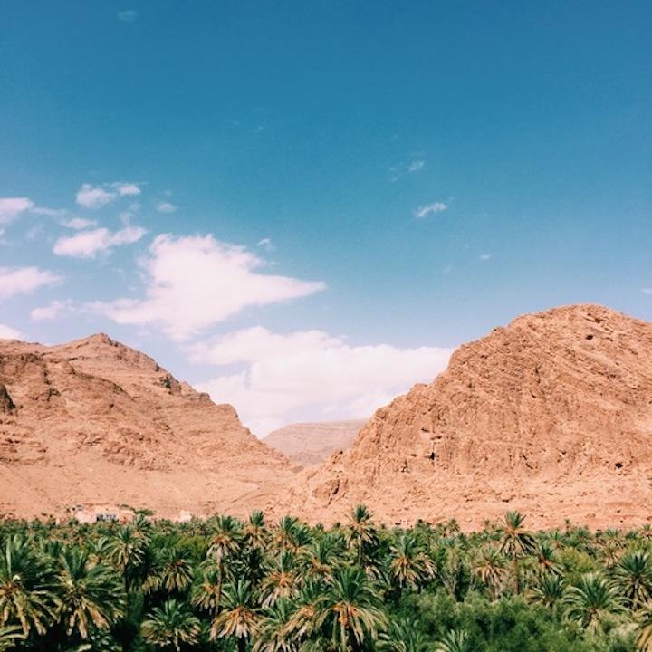 Sahara Desert,Todra Gorges