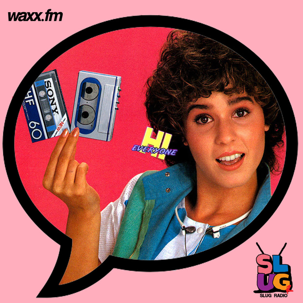 Slug Radio on WaxxFM