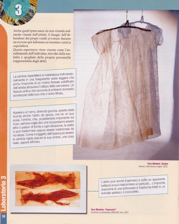 MSara Montani testo di ed.artistica De Agostini 3