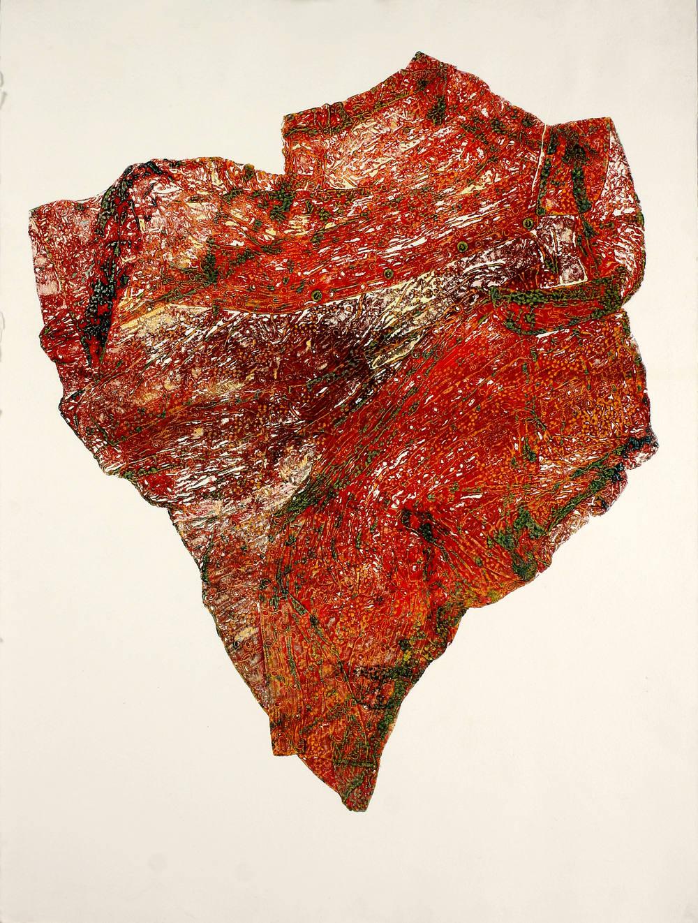 Quando le bacche mature facevano rosseggiare i campi di caffè, 2005 cm 60x80 - Copia.JPG