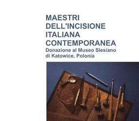 Maestri di incisione contemporanea