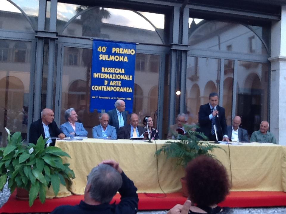 40° Premio Sulmona