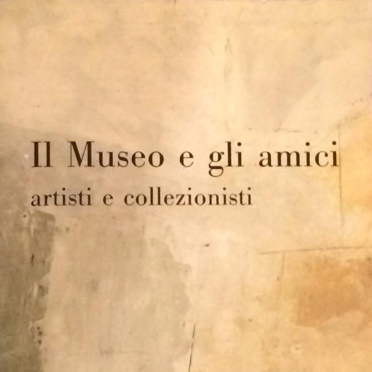 Il museo e gli amici
