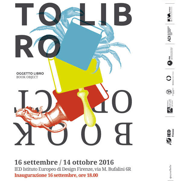 Oggetto Libro - IED Firenze