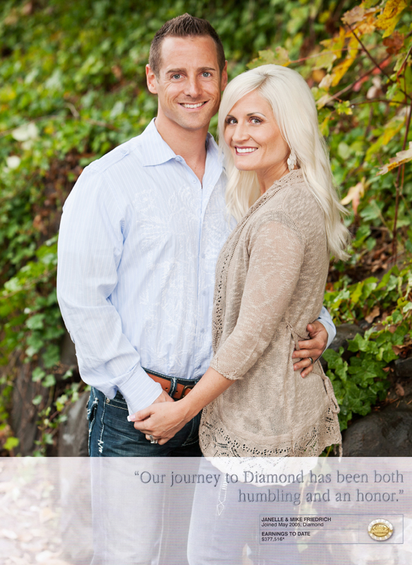 Advocare Seattle success story. san diego advertising photographer, san diego advertising photography, southern California advertising photographer, California advertising photographer