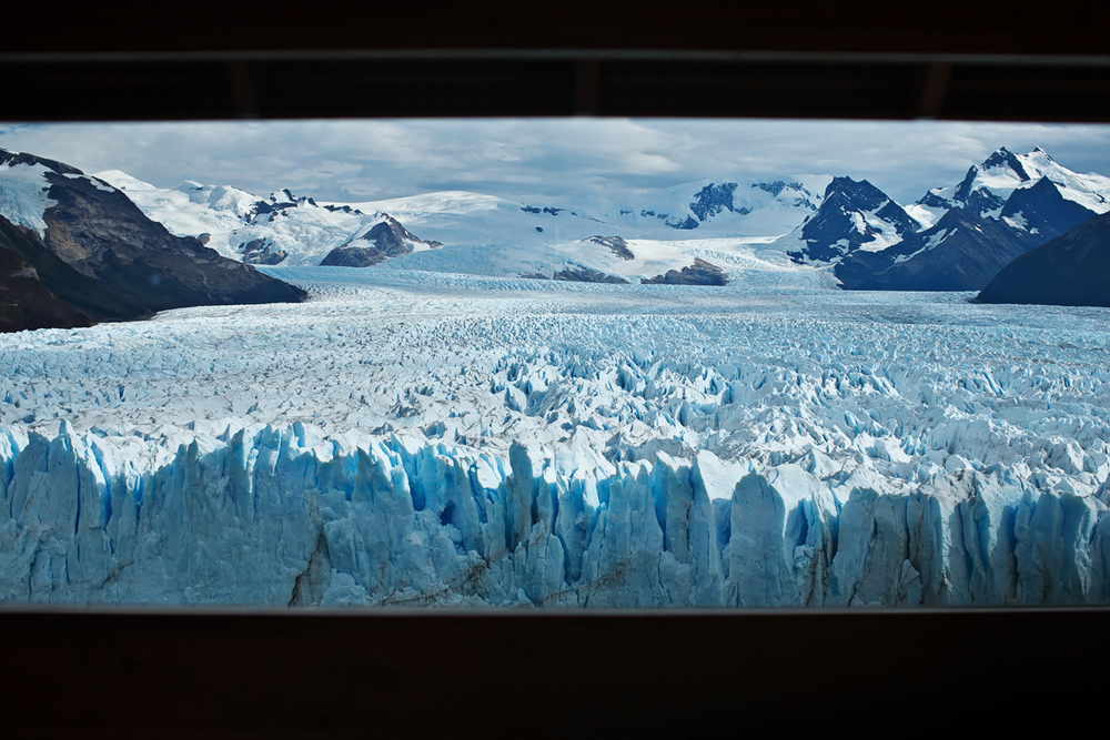 Dramatic photo of Perito Moreno Glacier, Argentina. san diego commercial photography, san diego commercial photographer, commercial photography, southern California commercial photographer