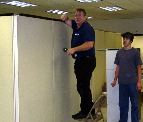 Taking Down Partitions