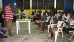Ghana Deaf Camp Class