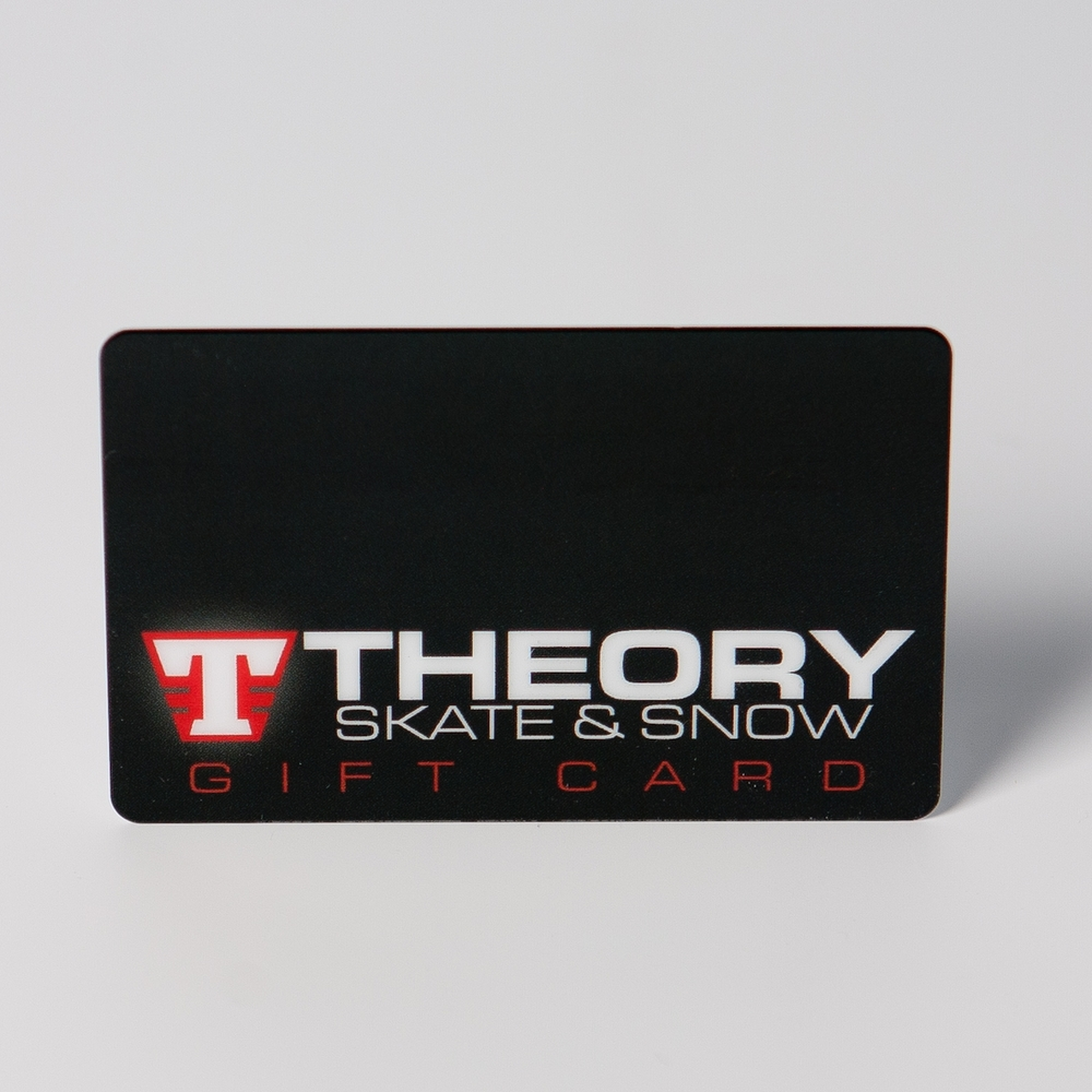 388cb4b8f7 Theory Skate and Snow Gift Card