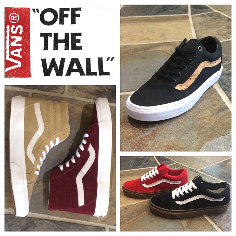 afddefa27b0 New Vans — Theory Skateshop