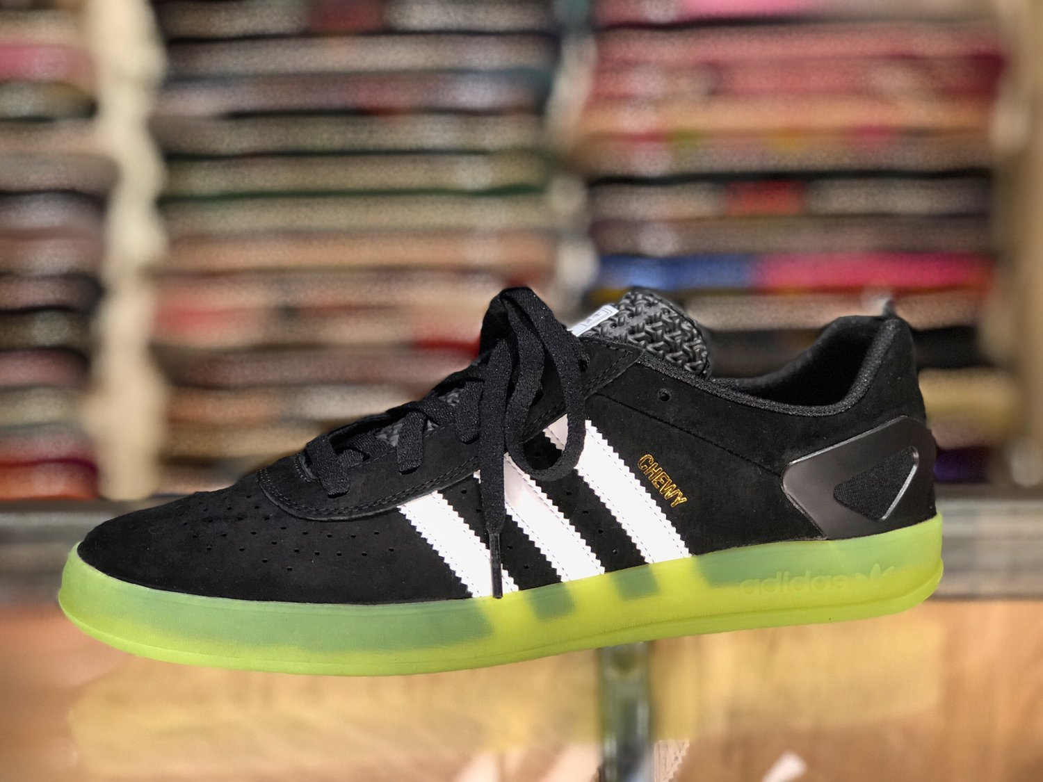 wholesale dealer 8e547 bd313 Adidas x Palace Chewy Cannon — Theory Skateshop