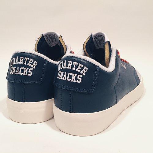 Nike SB Zoom Blazer Low XT QS- Quartersnacks-Navy