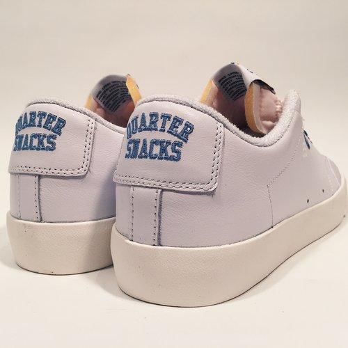 Nike SB Zoom Blazer Low XT QS- Quartersnacks-White