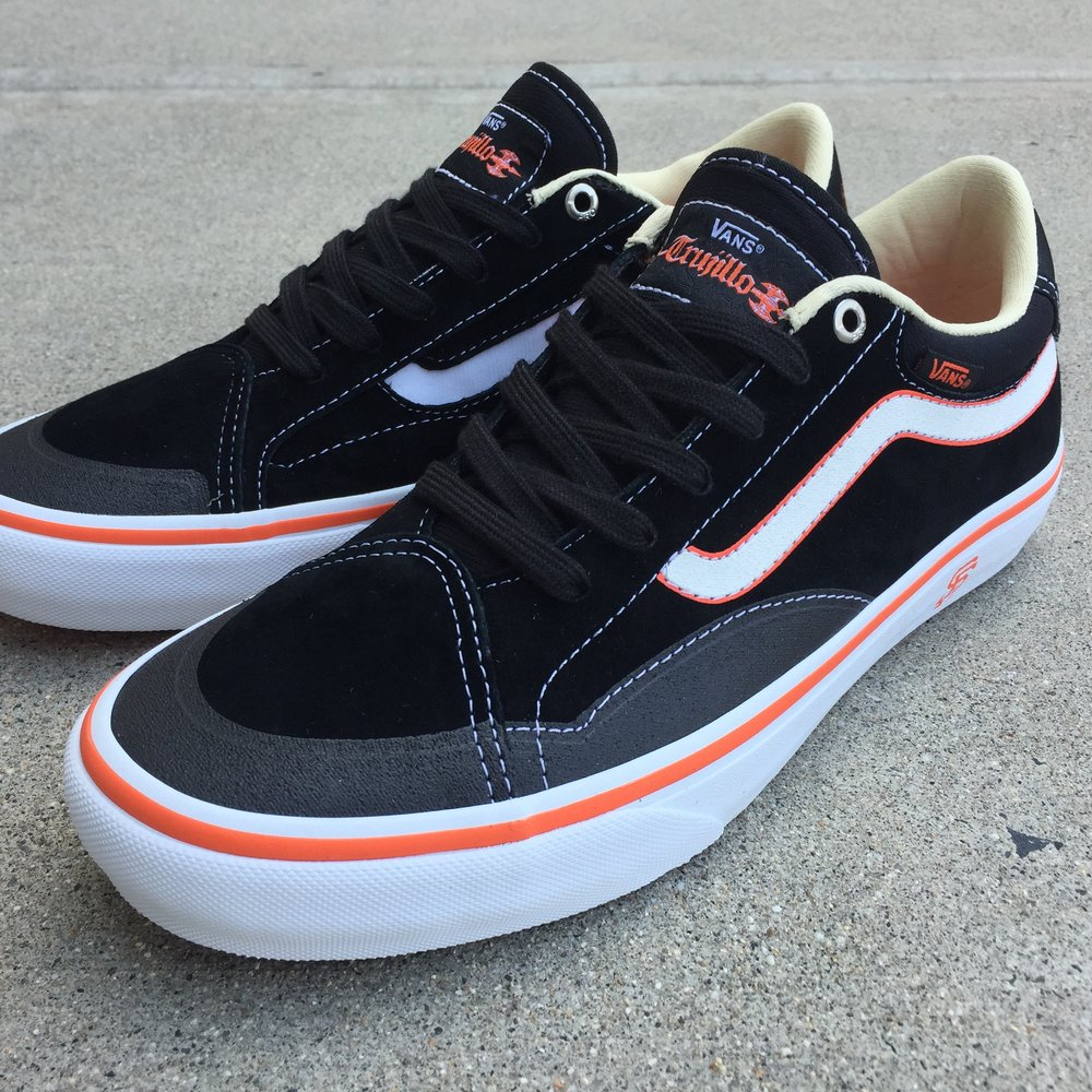 b9ed641285c Vans x SF Giants — Theory Skateshop