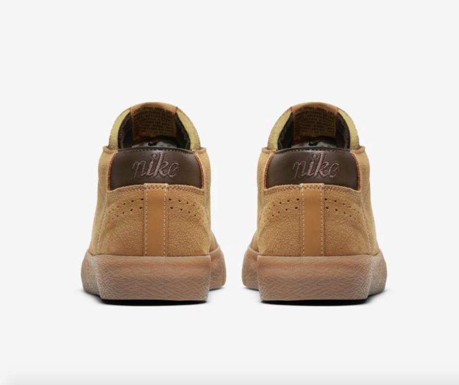 4cae079c5cd81 Nike SB Zoom Blazer Chukka XT Premium- Bronze  Bronze-Baroque Brown ...