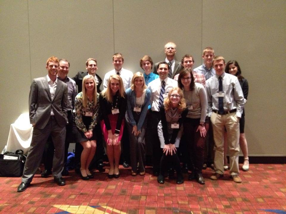 Members of CEO Club at the National Conference in Chicago, 2013