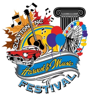 September 17 - 21, 2014 This year's Harvest & Music Festival Schedule: Wednesday, September 17- Clayton Idol 6:30 pm Clayton Karaoke Competition 8:30 pm Thursday, September 18- Town of Clayton DDA Summer Concert Series featuring Nantucket 7:00 pm Friday, September 19- Zaxby's Movie Night showing the movie Frozen  fun begins at 6:00 pm movie begins at 7:30 pm Saturday, September 20- Boyscout Pancake Fundraiser at Horne Memorial United Methodist Church from 6:30 am to 10:00 am Contact Boy Scouts of America local executive Ryan Roberts at ryan.roberts@scouting.org or  (919)738-5861 for plate pre-orders  and other ways to help show support!       Vendor Fair, Fitness Village, Artists Village Creative Hands Kids Corner, Classic Car Show, Tractor Show, Community Talent Showcase, Food Truck Rodeo, North Tower Band live in concert! beginning at 9:00 am Sunday, September 21 Harvest & Music Festival Pageant  beginning at 2:00 pm Our carnival rides will be open the following hours on the Food Lion Midway: Wednesday 5:00-10:00 pm Thursday 5:00-10:00 pm Friday 5:00-10:00 pm Saturday 9:00 am-10:00 pm Sunday 1:00-5:00 pm