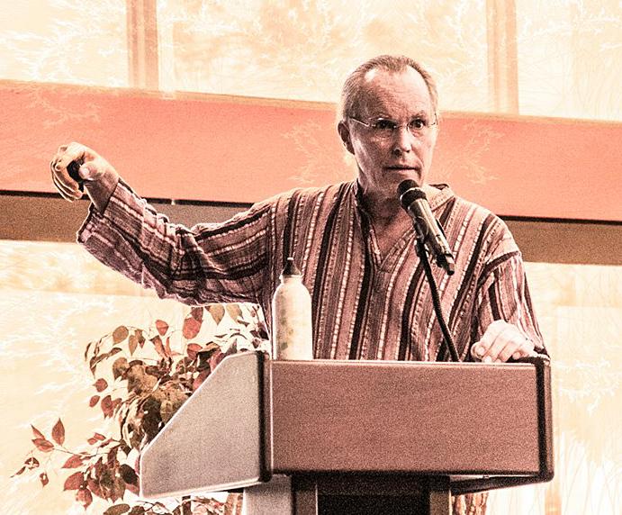 Presenting at Southern Oregon University 2015
