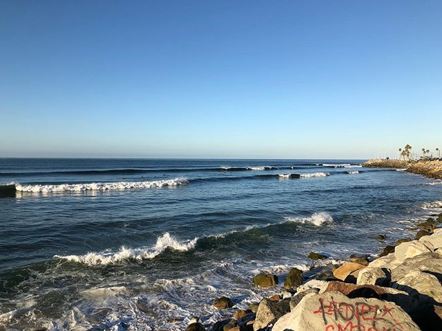 today 7:35am #exit #choose2exit #where2exit #surf #surfer #surfing #waves #water #ocean #losangeles #california #2018