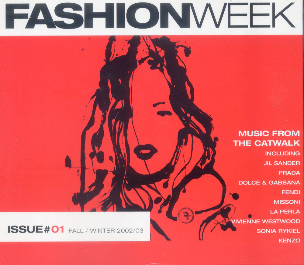 Executive Producer of compilation featuring music from the runways of Prada, Jil Sander, Vivienne Westwood, Dolce & Gabbana and others.