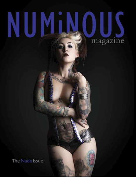 Issue #2: The Nude Issue Released March 2014