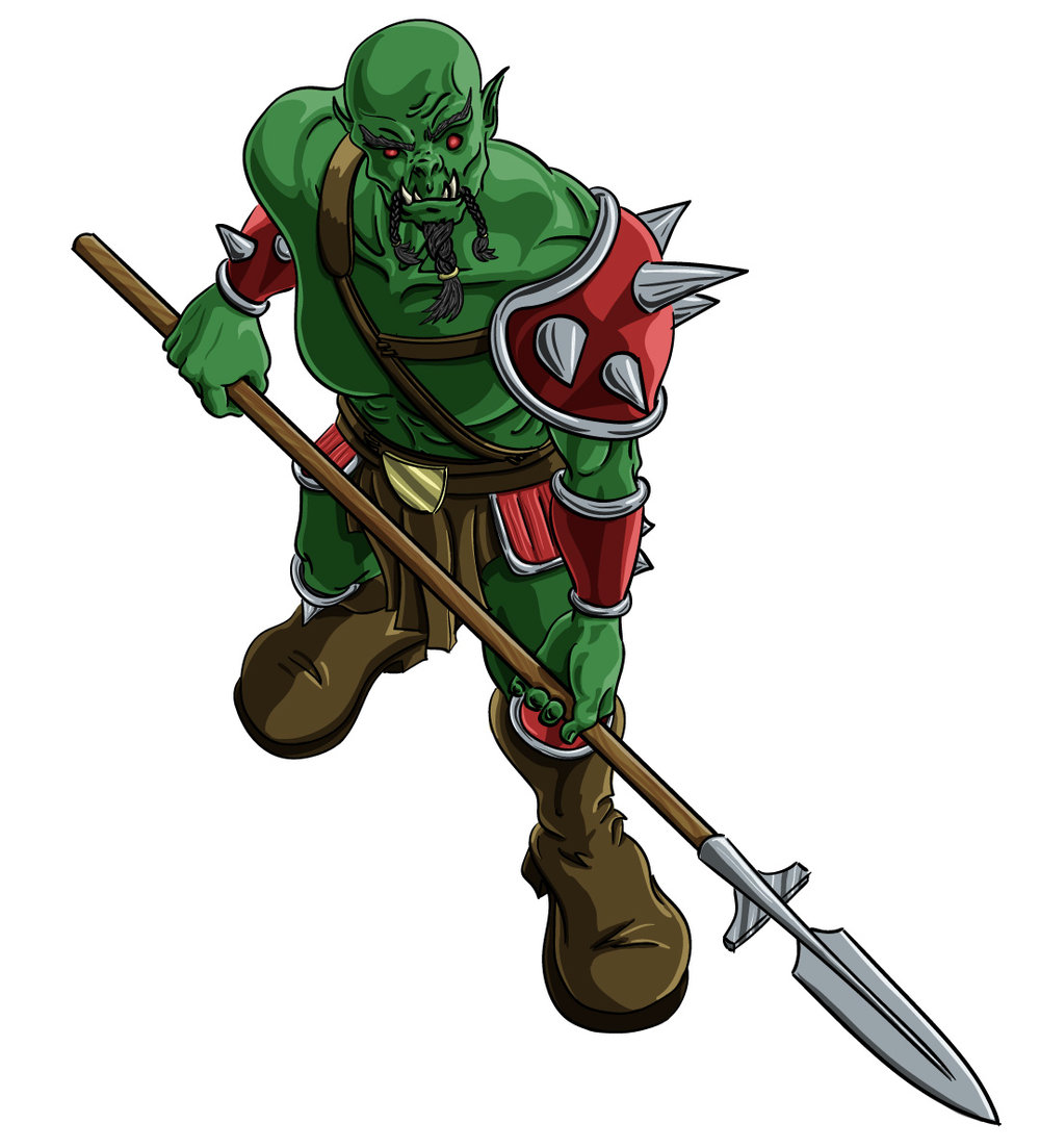 Orc Spearman-finished.jpg