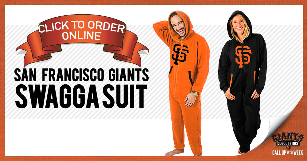 San Francisco Giants Swagga Suits
