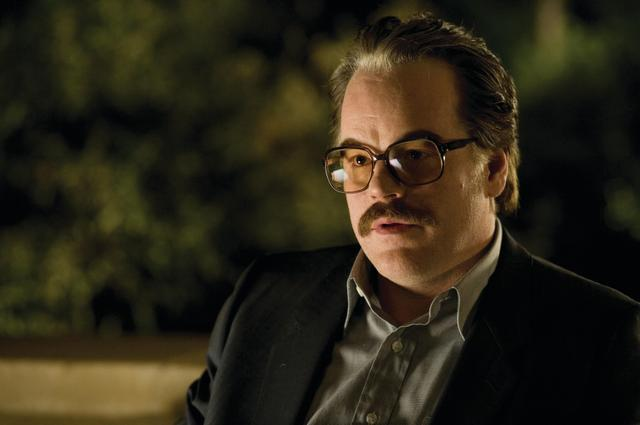 "Francois Duhamel/   Philip Seymour Hoffman  played a CIA agent in ""Charlie Wilson's War,"" about covert operations in Afghanistan, where most of the world's heroin is produced."