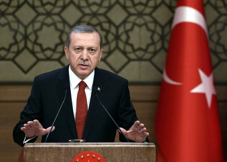 Turkish President Recep Tayyip Erdogan acted recklessly when his country shot down a Russian warplane, and the costs for his action get passed to others, says commentator Markos Kounalakis. Yasin Bulbul Presidential Press Service