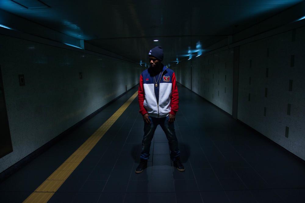 DJ Mo Beatz - Somwhere in YOKOHAMA