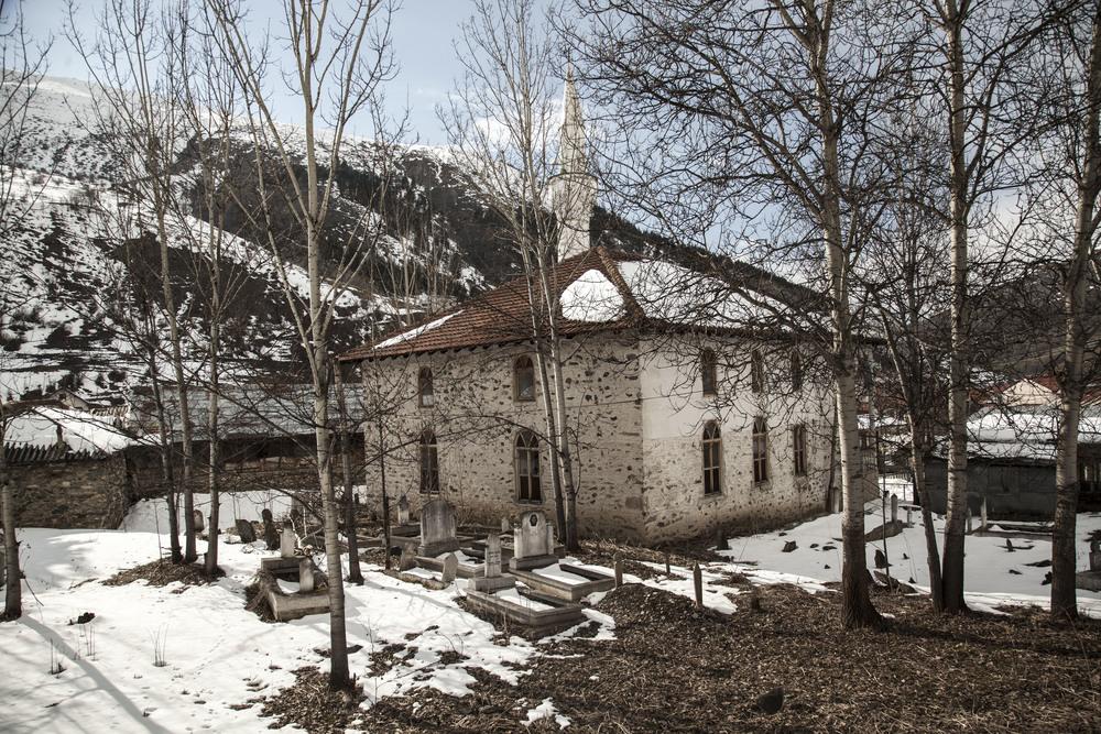 Church in Brod, Kosovo
