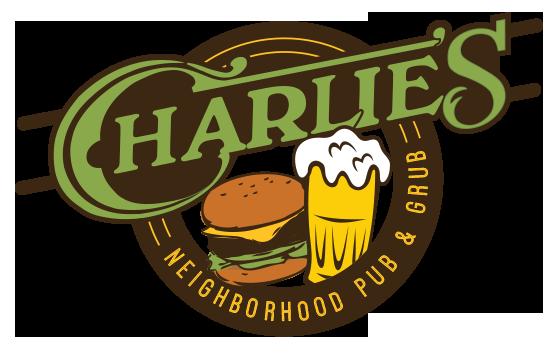 Menu Charlie S Pub Grub