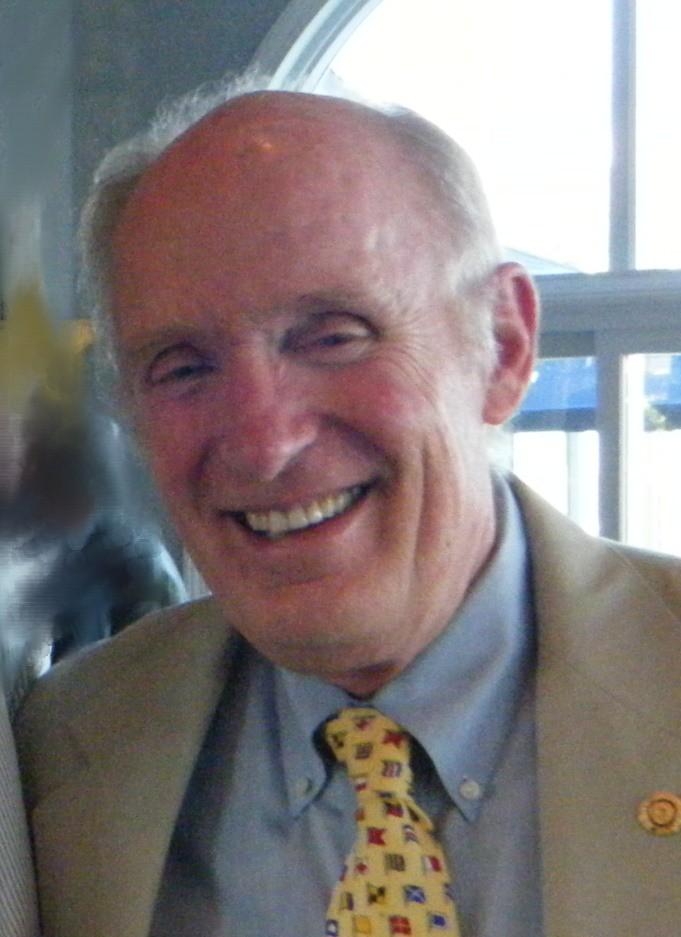 Michael Ball<br>Piloting Coastal Ships (Retired)