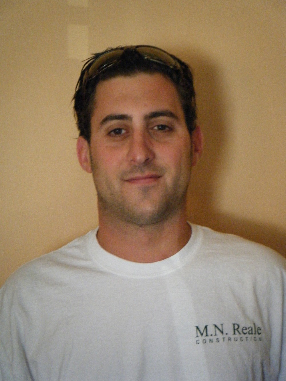 Matt Reale<br>Construction Contractor