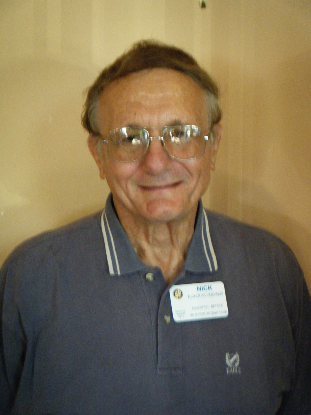 Nick Vamvakis<br>Teaching (Retired)