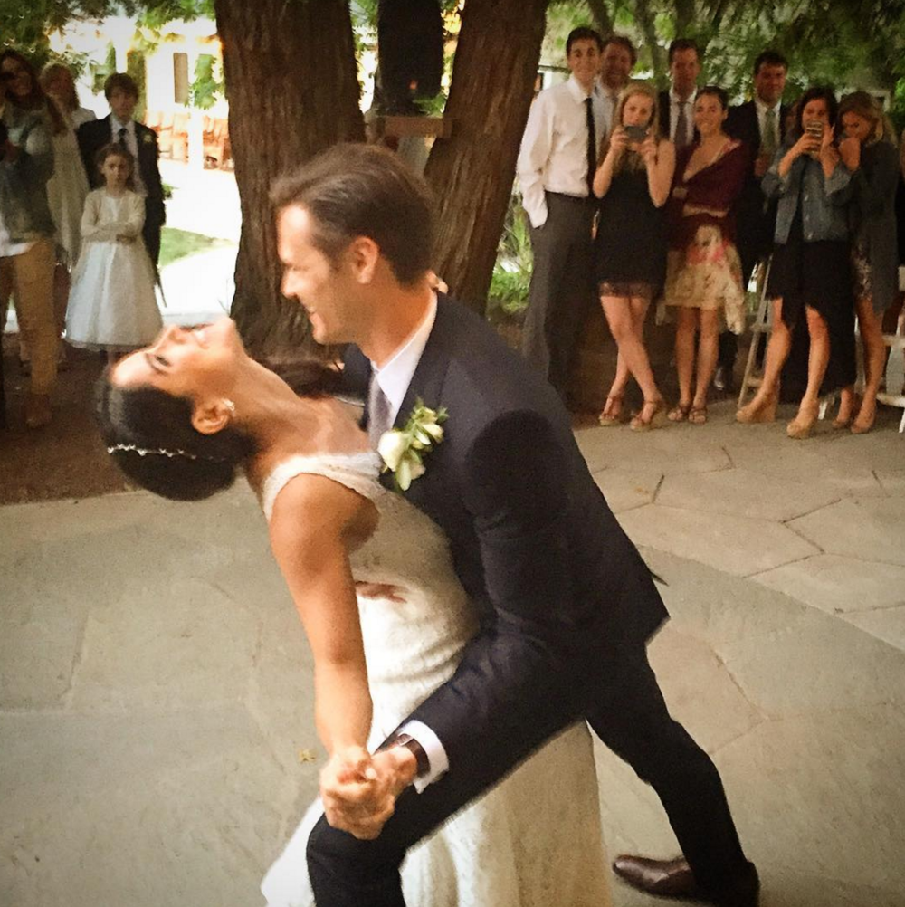 Congratulations to the newly weds: Dexter and Sarah for creating love and respect so effortlessly!