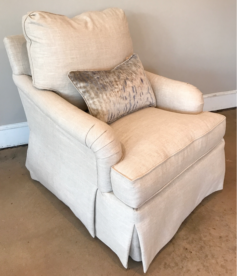 Delaney Swivel Chair $1495