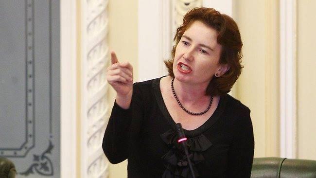 The Hon Rachel Nolan