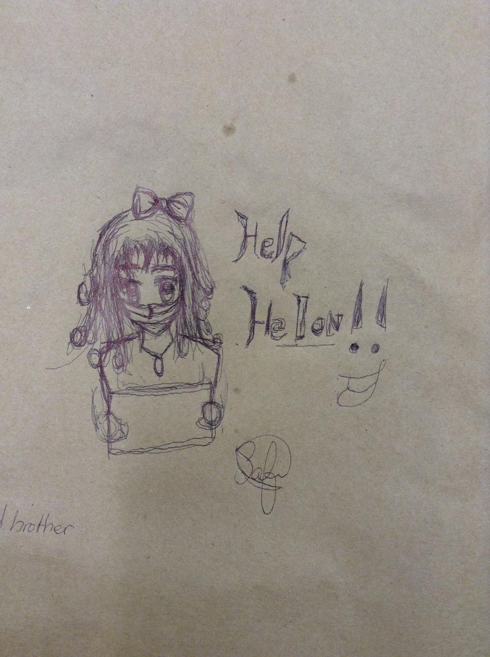 Help Helen!