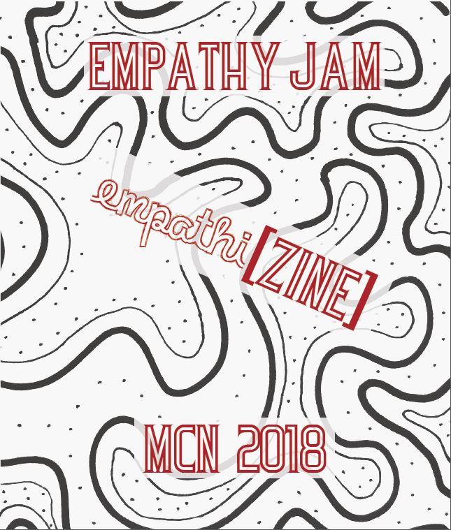 empathiZINE zine cover page