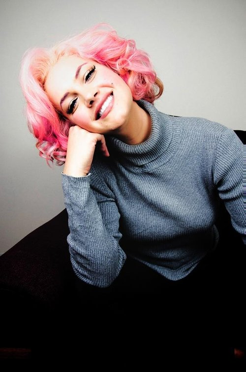 Cosmopolitan - What It's Really Like to Impersonate Marilyn Monroe
